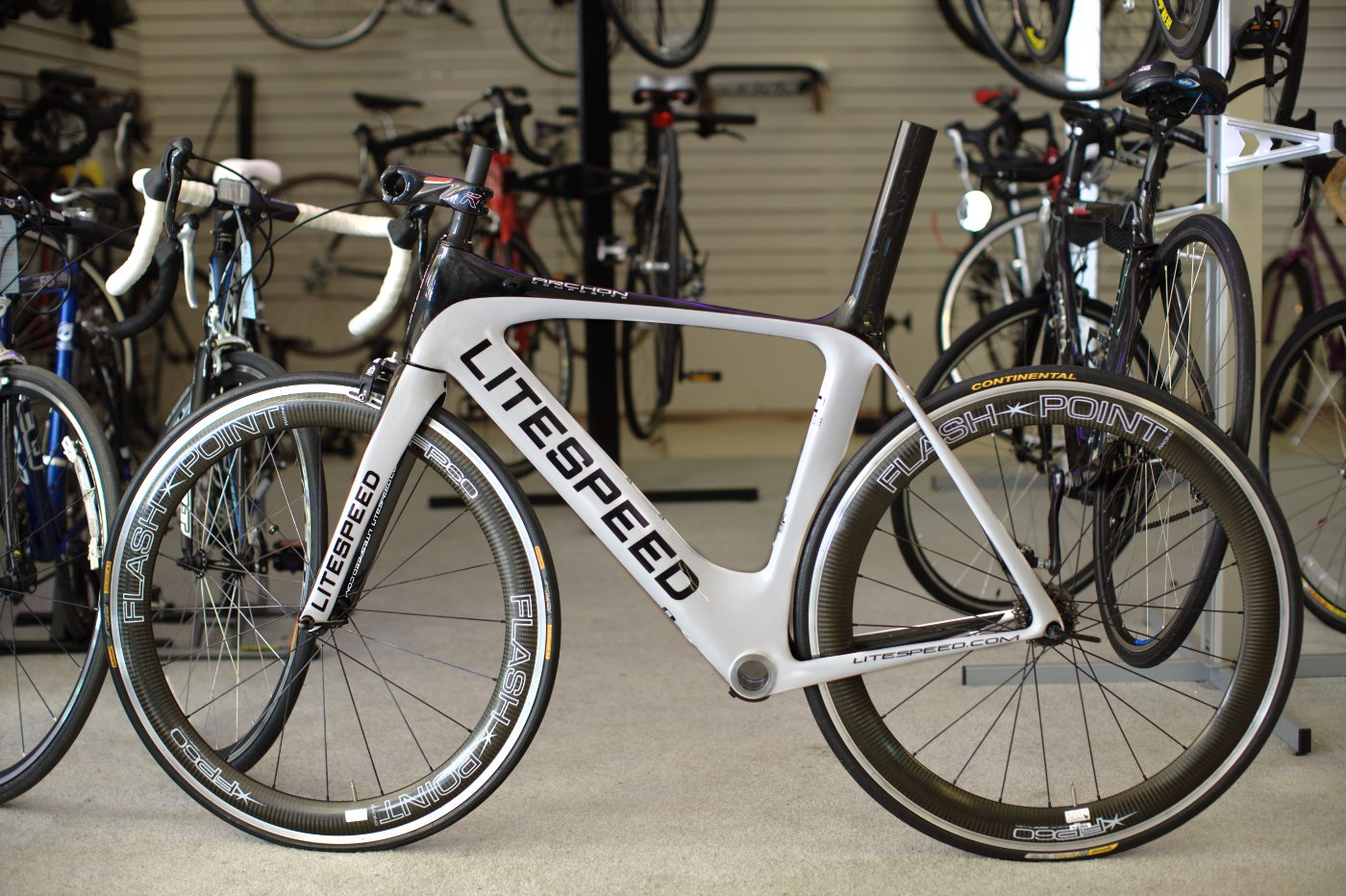 Bicycle Sales And Repairs Custom Projects