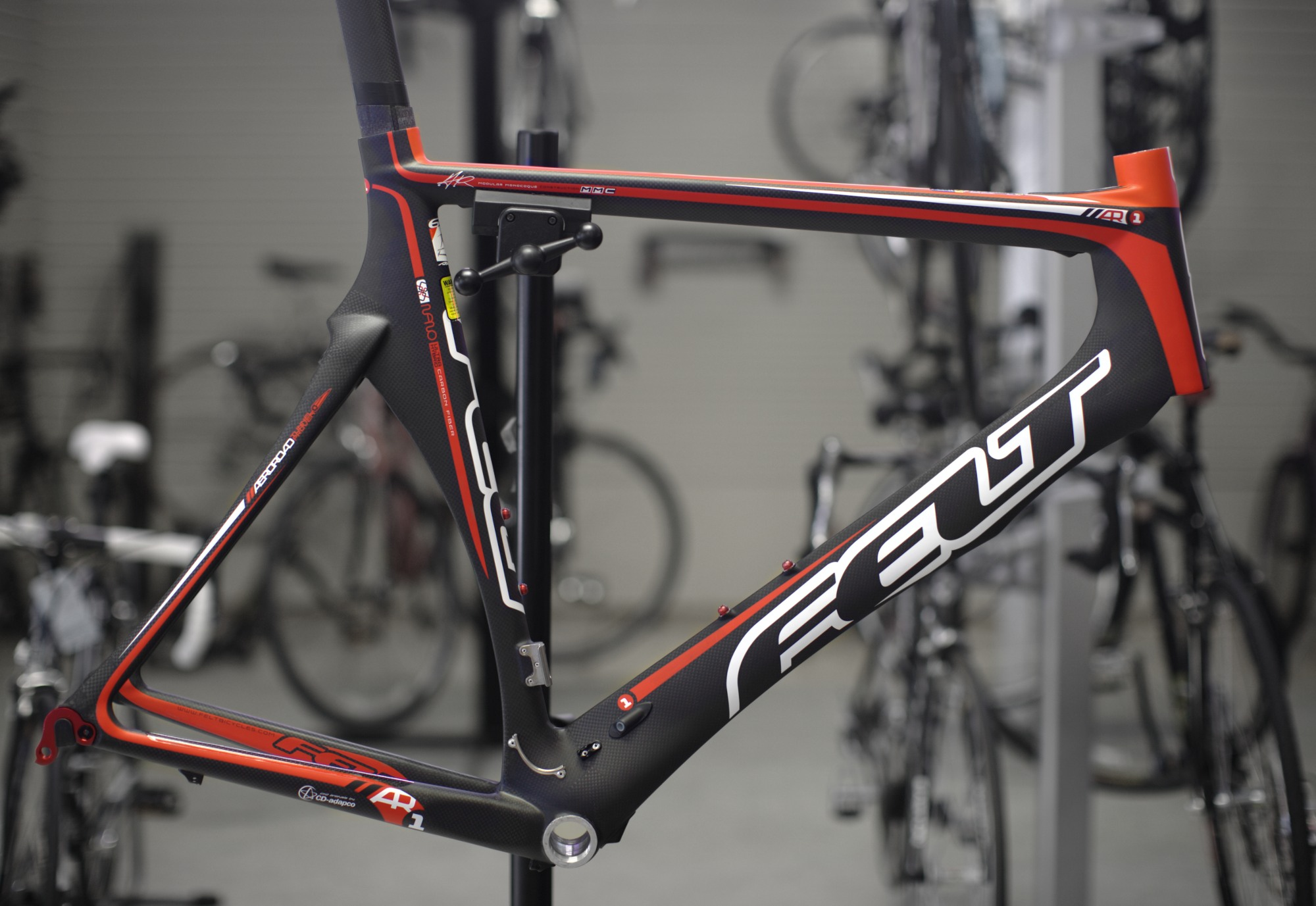 2010 Felt AR1 Aero Road Bike