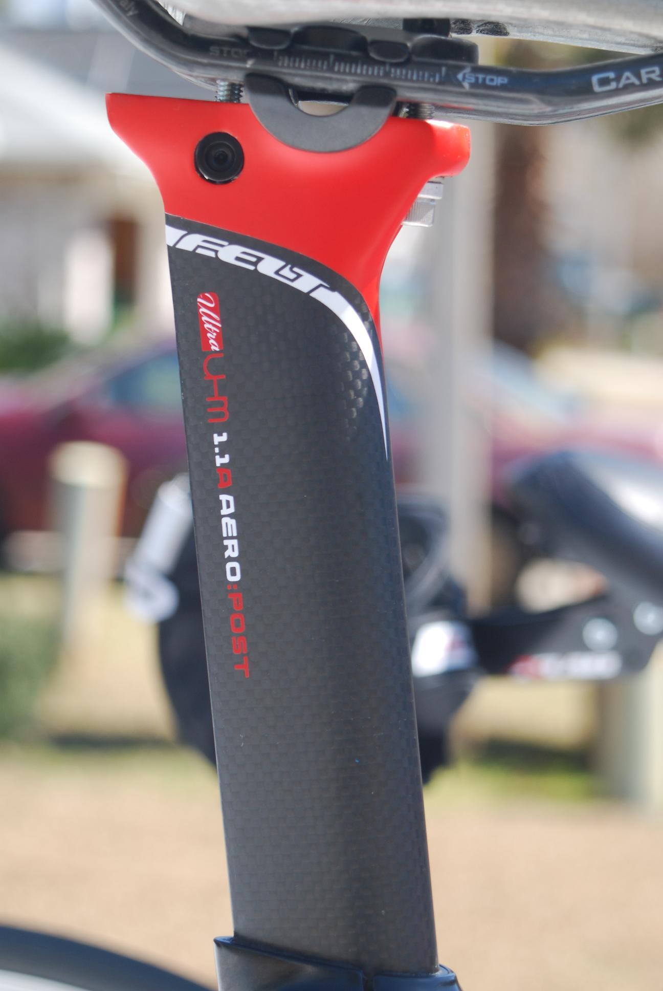 Carbon Fiber Aero Seatpost