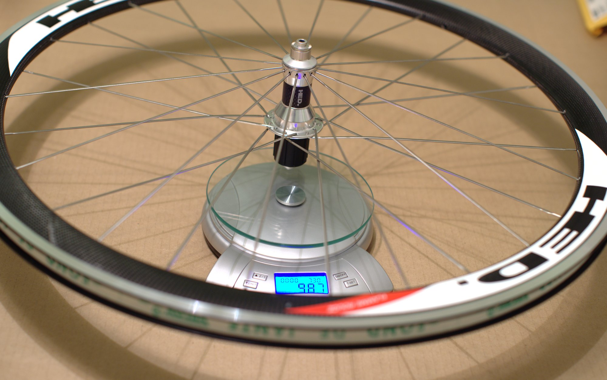 HED campagnolo freehub Flamme Rouge